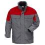 Icon Airtech® Winterjacke 3-in-1 4816 GT, grau-rot